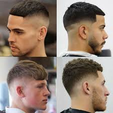 Drop Fade with French Crop