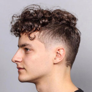 Drop Fade with Texture Top