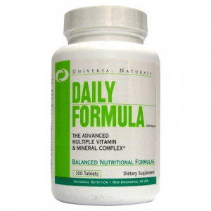Universal Nutrition's Daily Formula