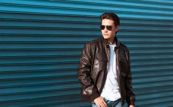 Mens Leather Jacket Brands