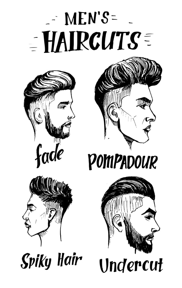What is fade haircut