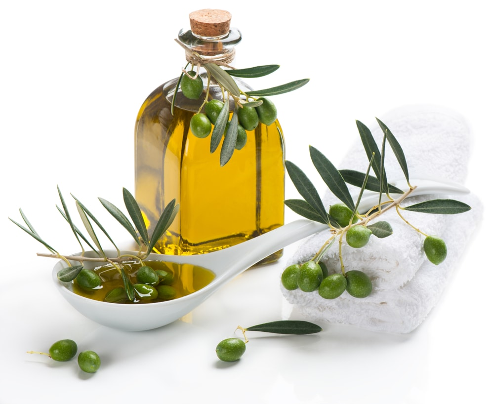 Olive Oil Treatment for Raw Skin