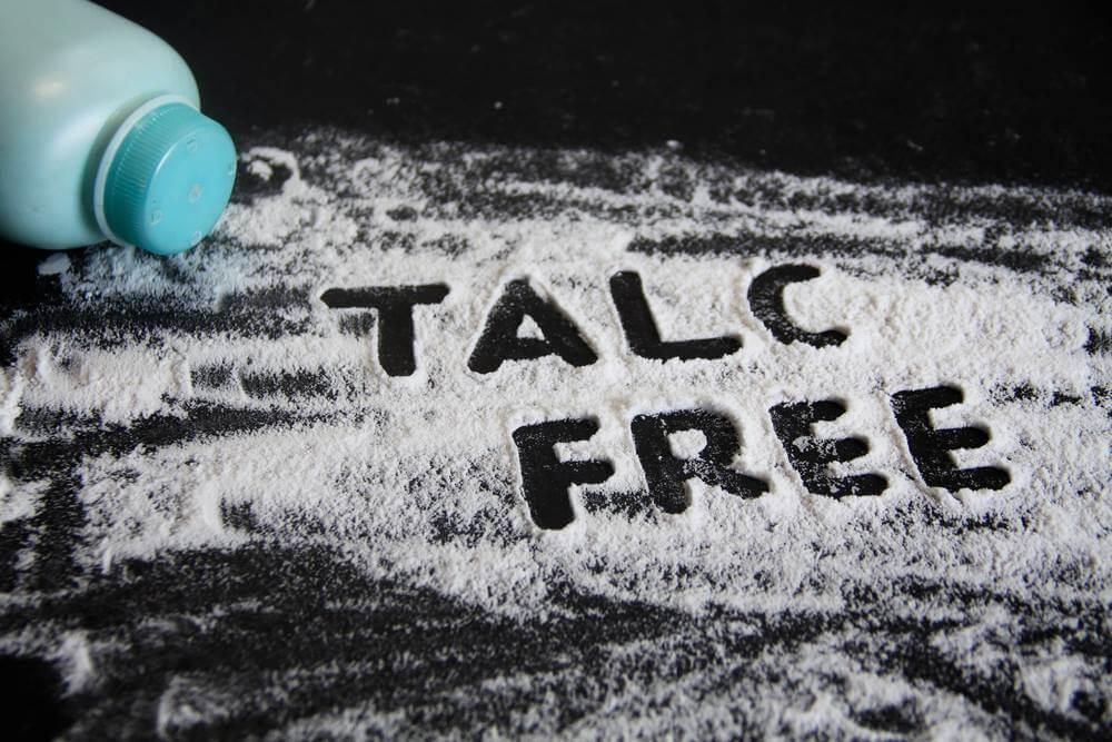 Talc Free Powder