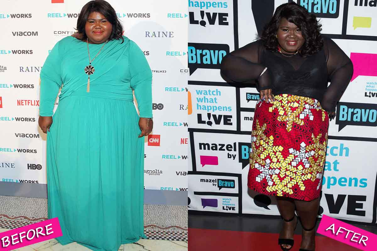 Secret Behind Gabourey Sidibe Weight Loss Vaunte