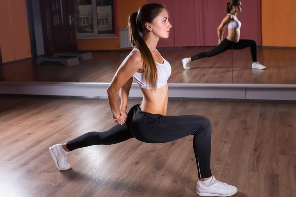 Front And Back Lunge